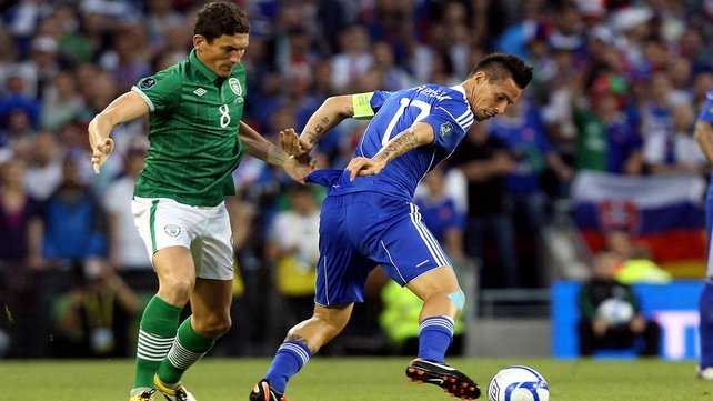 The dullest match of the campaign saw Ireland produce a poor performance, especially in midfield