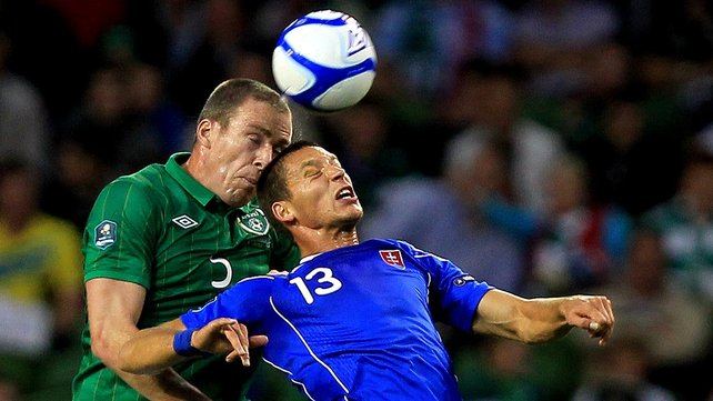 Richard Dunne managed to keep a clean sheet in a 0-0 draw