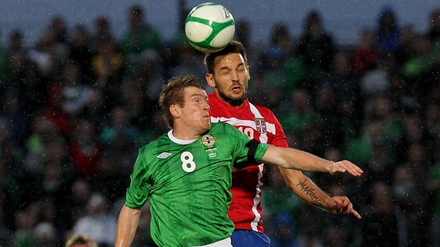 Steven Davis believes his side can shock Portugal