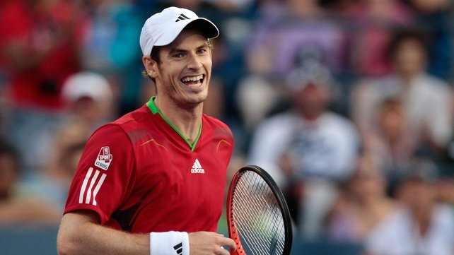Andy Murray - Five sets to beat Holland's Robin Haase