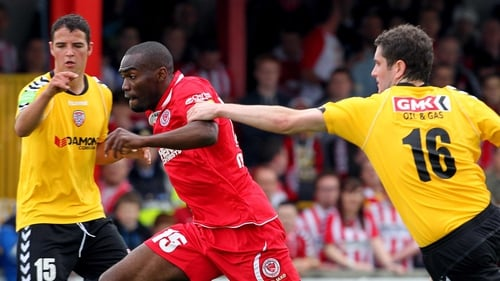 Joseph Ndo set for a fourth season at The Showgrounds