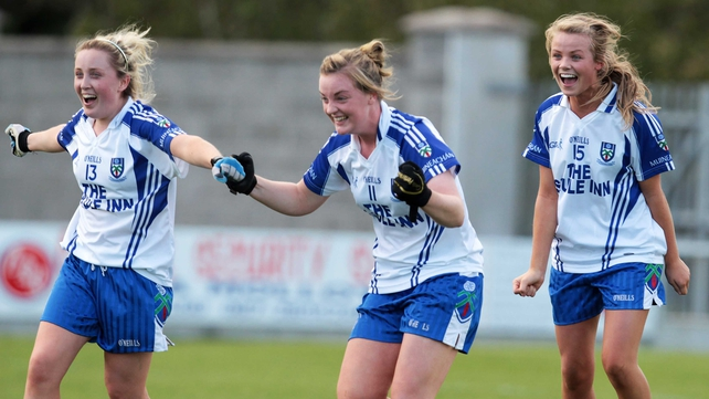 Monaghan saw off their rival Tyrone