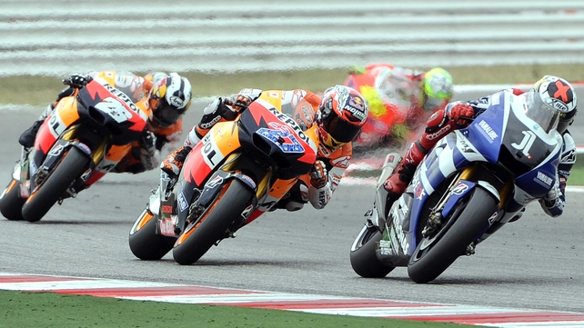 Moto GP will lose Suzuki for a minimum of two seasons