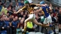 Shefflin named All Star for 10th time