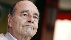 Jacques Chirac died this morning surrounded by his family