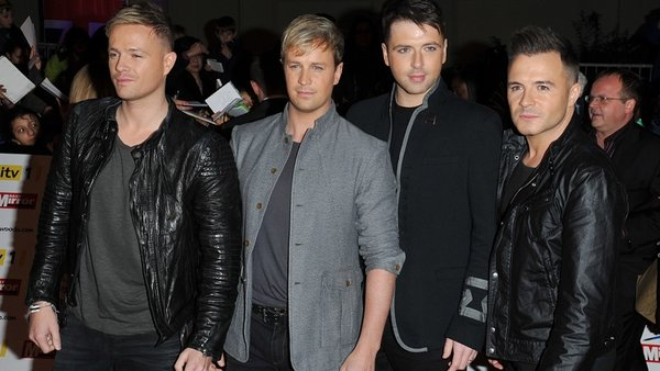 Westlife - to remain a foursome