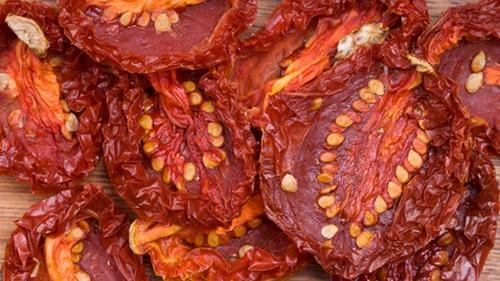 Neven Maguire's Sun-Dried Tomato and Saffron Velouté