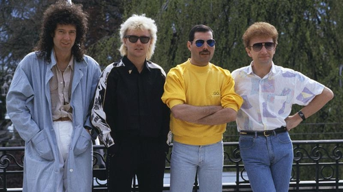 Along with Queen hits and classics, the album also features previously unreleased material