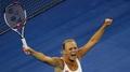 Wozniacki beats Kuznetsova in US Open epic