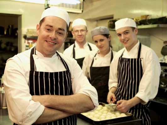 Neven's Recipes: Salmon and Mushroom Pilaf