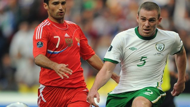 Richard Dunne - a vital piece of Trap's jigsaw as the Republic look to cause a stir this summer