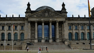 Germany's Bundestag lower house of parliament could swell to a size after the election