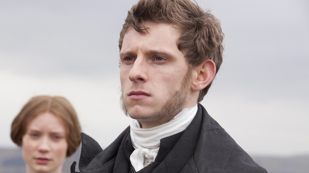 The director never loses sight of the gothic chill that permeates Brontë's Yorkshire milieu