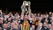 Brian Hogan captained Kilkenny to All-Ireland victory in 2011
