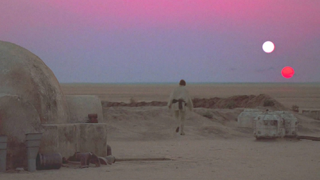 Star Wars: could be heading for Florida