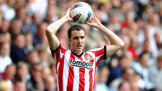 John O'Shea can move up to 15th place in the Premier League table with victory tonight