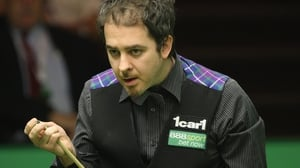 Anthony Hamilton won six frames in a row to take the title