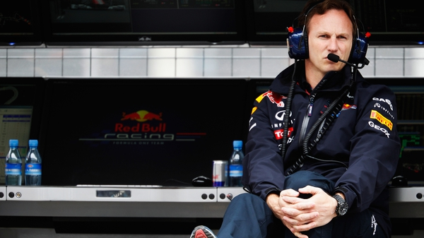 Christian Horner says it's down to other teams to improve if they want to catch Red Bull