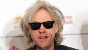 Geldof: space Rat
