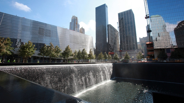 A memorial service will take place at Ground Zero tomorrow