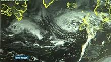 Six One News: Remnants of Hurricane Katia storm warning