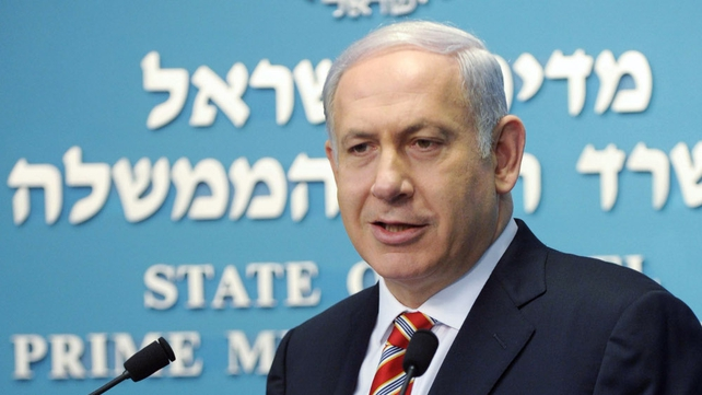 Israel's prime minister Benjamin Netanyahu facing a 22 January election that he is currently expected to win