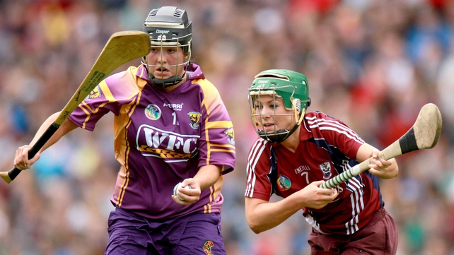Wexford welcome back Una Lacey