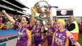 Wexford and Galway dominate Camogie honours