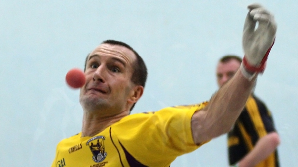 Wexford ended Kilkenny's hopes in the men's doubles