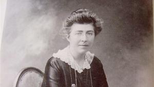 Hanna Sheehy-Skeffington, co-founder of the Irish Women's Franchise League