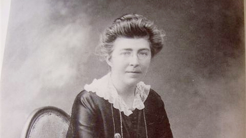 Hanna Sheehy-Skeffington, co-founder of the Irish Women's Franchise League