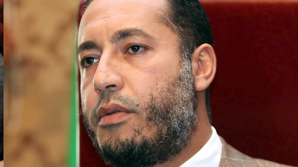 Niger says Col Gaddafi's son, Saadi is under surveillance