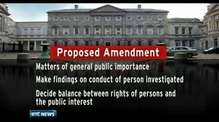 Nine News: Constitutional amendment wording published