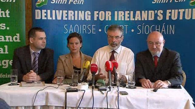 New poll suggests Sinn Féin support has risen