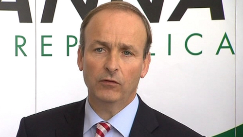 Micheál Martin to meet FF deputy leader today
