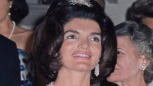 The letters were written to an Irish priest by the late Jackie Kennedy
