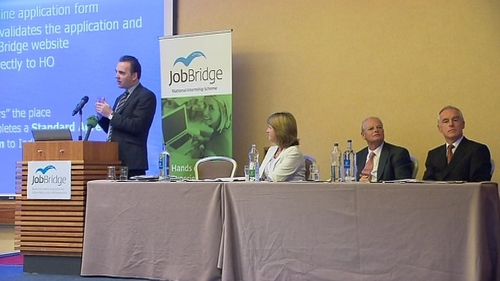 The JobBridge scheme was originally introduced on a pilot basis for two years