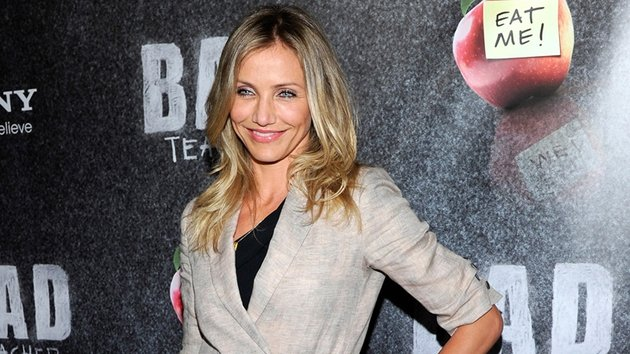 Never mind the Botox. Here's Cameron Diaz