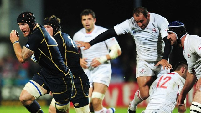 Alasdair Strokosch may yet return in this year's Six Nations