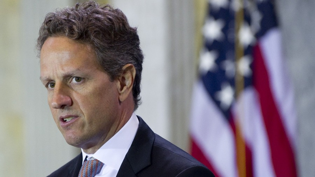 "Tim Geithner was warned about concerns that he vetoed the ""burning"" of bondholders"