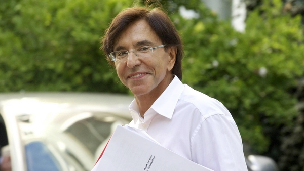 Elio Di Rupo has been asked by the king to form the next government