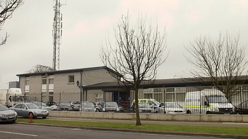 Man held at Coolock Garda Station after hammer attack