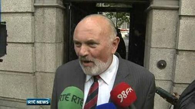 Six One News: David Norris attempts to resurrect Áras campaign