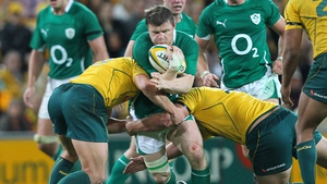 Ireland and Australia will meet on Saturday 16 November, with a 17:45 kick-off in Dublin