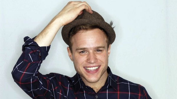 Olly Murs will be performing on The Voice of Ireland Results Show this weekend