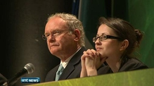 Six One News: McGuinness put forward as SF Áras candidate