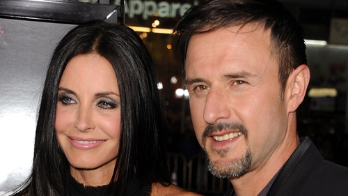 Courteney Cox and David Arquette were married for eleven years