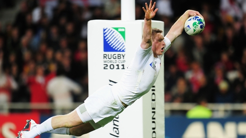 Chris Ashton has been drafted into the England squad for the Test clash with Australia