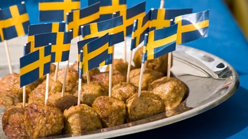 Planning a Eurovision party? Patrick Hanlon rounds up 20 great recipes to serve at your celebration...