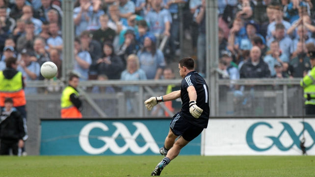 Stephen Cluxton - The Dublin keeper will captain Ireland in Australia